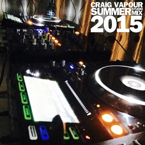 Summer 2015 Studio Mix