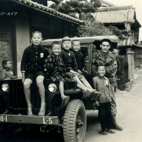 The Hiroi Family during WWII
