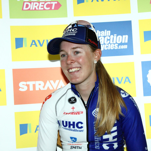 Hannah Barnes Stage 5 Winner - Women's Tour 2015