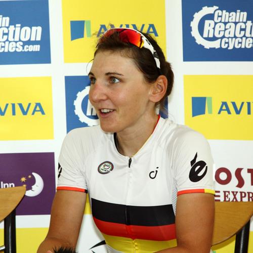Interview - Lisa Brennauer 2015 Aviva Women's Tour Winner