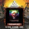 Dominator Festival - Riders Of Retaliation   DJ Contest Mix By Dj T Hammer