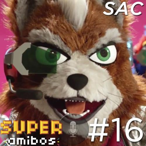 SAC 16 - E3 2015 Nintendo, Square e PC