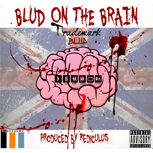 Trademark Blud - Blud on the Brain (EP)
