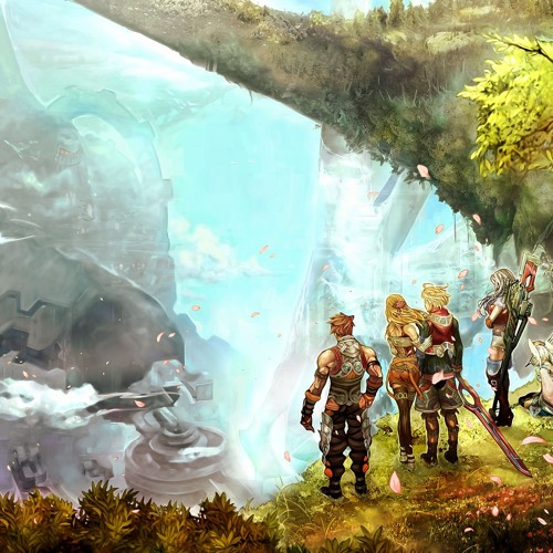 Download Xenoblade Chronicles Music - Once We Part Ways