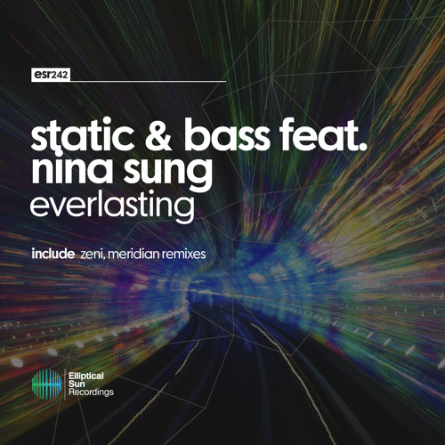 Static & Bass ft. Nina Sung - Everlasting [Remixes] OUT NOW