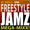 FREESTYLE JAMZ 010 (DJ Papa C Mega-Mixx 2015)
