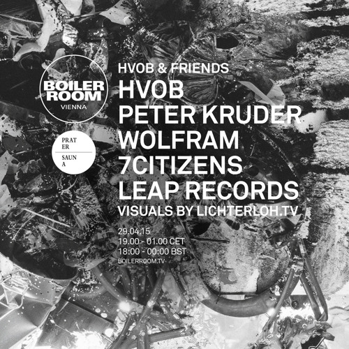 David August Boiler Room Soundcloud