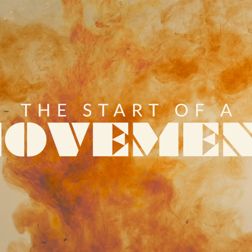 The Start of a Movement 6:21:15