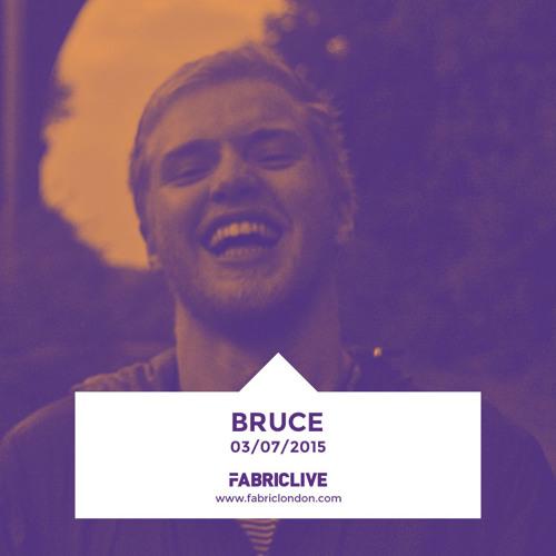 Bruce - FABRICLIVE x Hessle Audio Mix (Jun 2015)