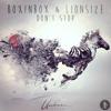 Boxinbox & Lionsize - Don't Stop mp3