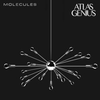 Atlas Genius Molecules Artwork