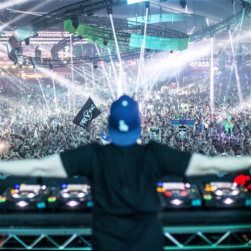 Eric Prydz - Live @ EDC Las Vegas 2015