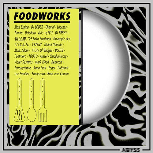 Lil Dikk Azz (out now on Foodworks Vol. 1)