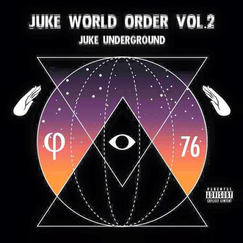 Groove (out now on Juke World Order Vol. 2)
