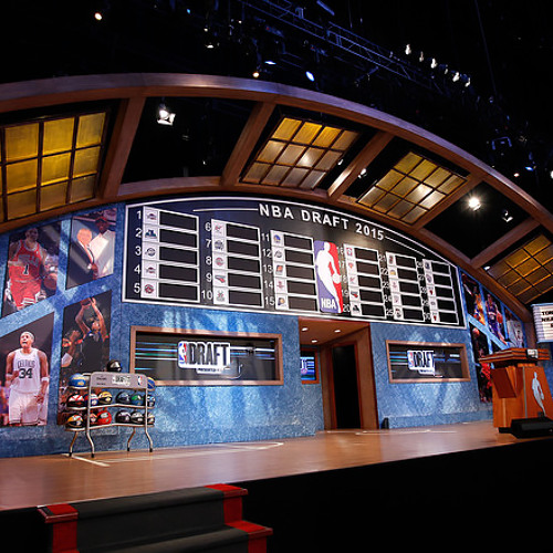 Podcast #143 -  2015 Posterdunk NBA Mock Draft