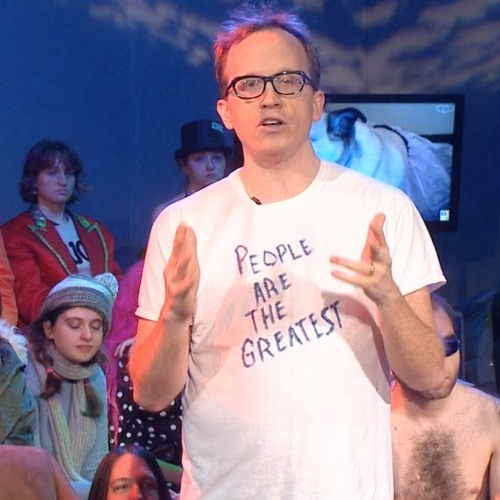 Chris Gethard on Public Access, Comedy, and Confronting an Internet Hater In Person