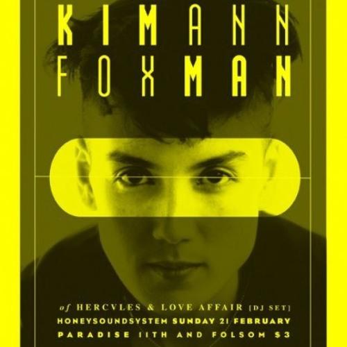 KIM ANN FOXMAN Live @ HONEYSOUNDSYSTEM :)!!!  (2-21-2010)