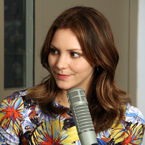 INTERVIEW: Katharine McPhee On 'Hysteria,' Loving NYC And Buying A New Home