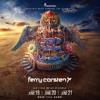 Ferry Corsten live at EDC Las Vegas, USA [June 21, 2015]