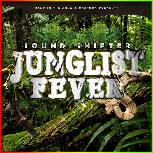 FIRE CHILD - Sound Shifter feat. Lady Emz (Clip), 'JUNGLIST FEVER' EP - Deep inThe Jungle Records
