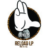 GUN015 (RELOAD LP) AZZA & T>I - THE DAMN GUY