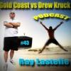 Gold Coast vs Drew Kruck - #43 Ray Lastelle. Navy-Seaworld-Diver-Boxer-RnR