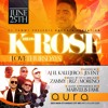 Karlos Rose Bachata Mix Live @ Aura Kansas City June 25th