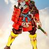 Final Fantasy Tactics -Character Making (traditional japanese)