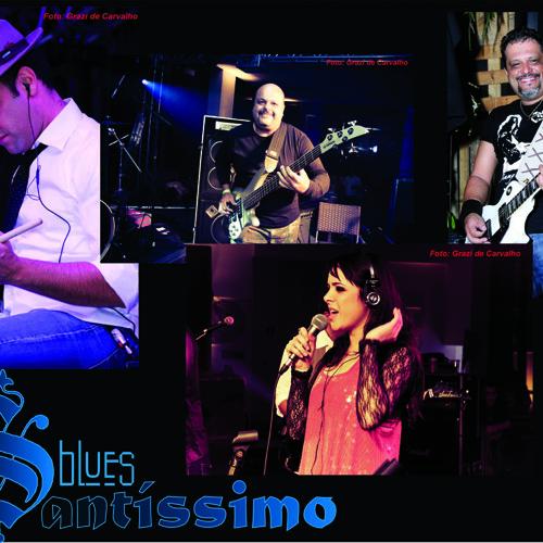 Santíssimo Blues   Superstition (Stevie Wonder Cover)