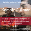 Kambiz & Amar live from Monday Bar - See full video session at Pocketbeat.com