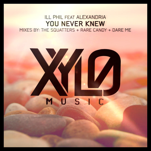 Ill Phil - You Never Knew feat. Alexandria (Rare Candy Remix)
