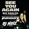 Download Wiz Khalifa Ft. Charlie Puth - See You Again (DJ Noiz Remix) Radio Mp3