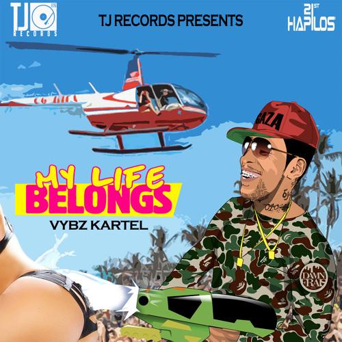 Vybz Kartel - My Life Belongs (Official Audio) - TJ Records