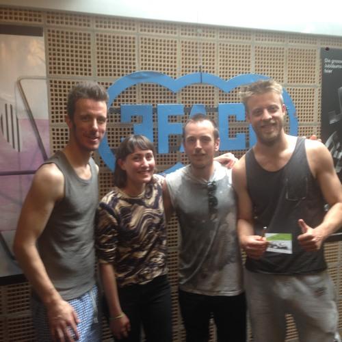 The Led Farmers (Interveiw on Radio 3FACH)German/English
