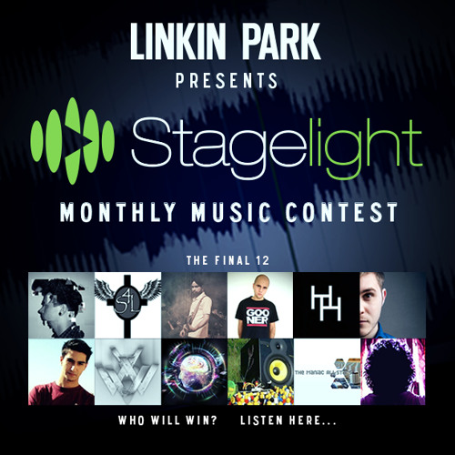 Stagelight #MonthlyMusicContest Top 12