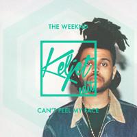 The Weeknd Can't Feel My Face (Keljet Remix) Artwork