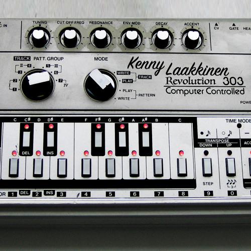 Kenny Laakkinen - Revolution 303