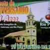 Festa de Aniversário 121 Anos da Comunidade de Rio Ponte