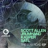 FOKUZ073 / Scott Allen & Jrumhand / Kasper - The Low Road EP