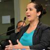 Entrevista da vereadora Amanda Gurgel ao Jornal das Seis (Rádio 96FM) - 23/06/2015