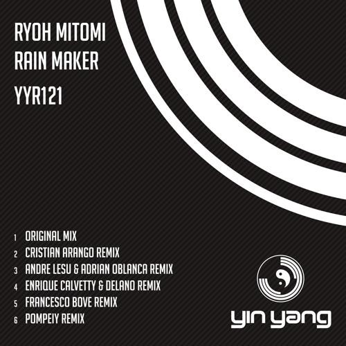 YYR121 - Ryoh Mitomi - Rain Maker (Yin Yang)