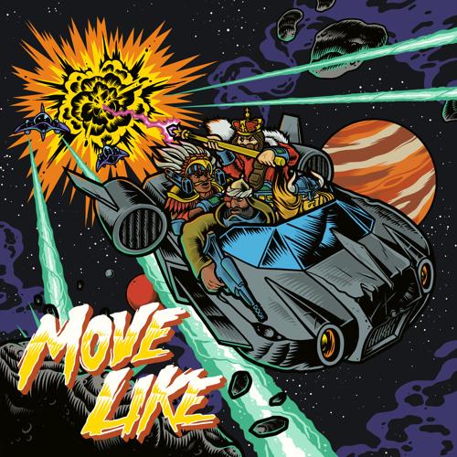 Bad Royale - Move Like [Mad Decent]