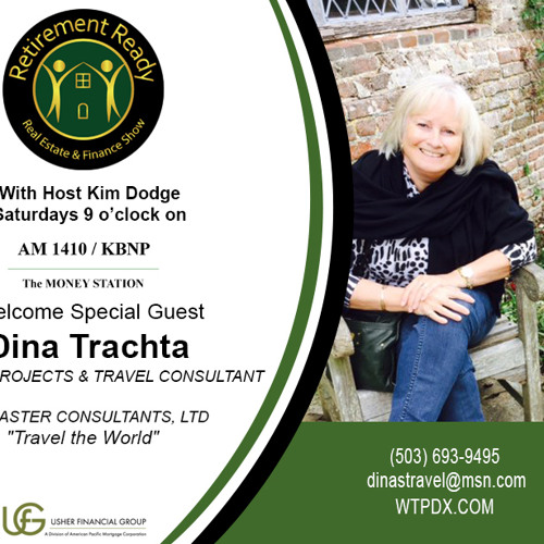 Dina Trachta with Lancaster Consulting & Travel Entices Listeners with a European Vacation