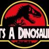 Holy Fucking Shit, It's A Dinosaur!