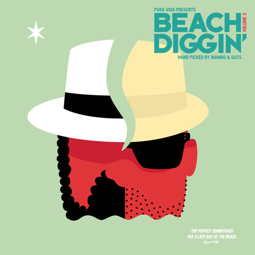 Beach Diggin' Vol.3 Snippet ( Out on july 10th )
