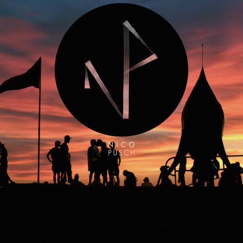 Nico Pusch at Fusion Festival 2015
