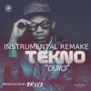 Download Tekno - Duro (Intsrumental Remake) prod. by Brycx Mp3