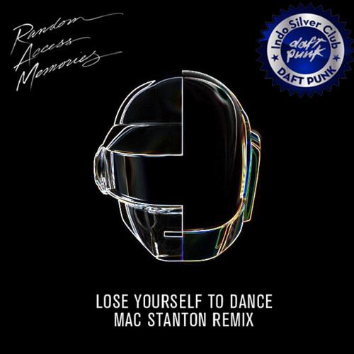 Daft Punk-Lose Yourself To Dance Feat. Pharrell (Mac Stanton Remix)