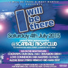 Invasion Crew - I Will Be There PROMO CD (June 2015)