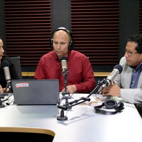 20150624 Entrevista a Javier Llamoza en Radio Exitosa tema TPP
